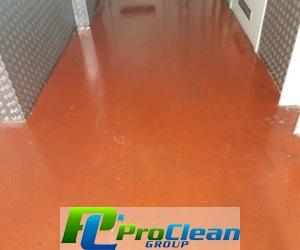 Proclean Group - Nettoyage fin de chantiers -  Grand nettoyage appartement